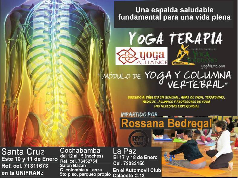 Yoga para Columna Vertebral | YOGA SCZ
